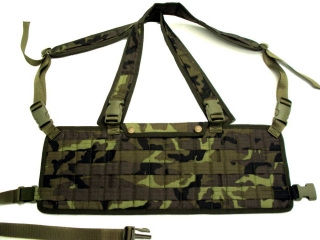 Molle chest rig - vz.95 ripstop